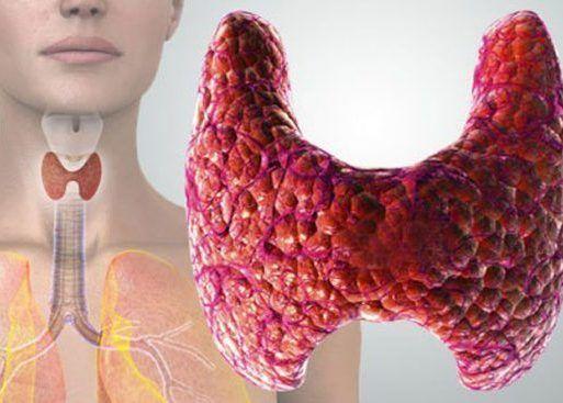 При низком уровне гормонов щитовидки
