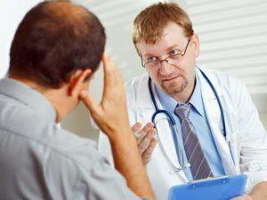 При затрудненном дыхании стоит обратится к врачу