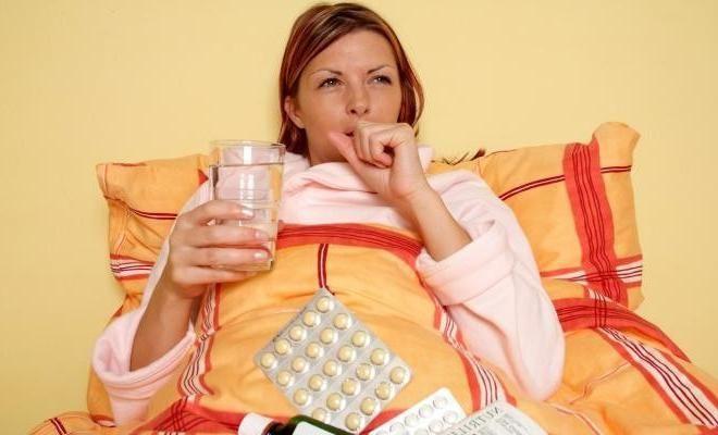 Причины кашля при простуде