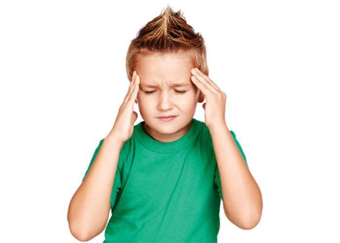 Приступы мигрени