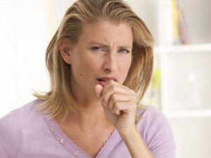 Приступы сухого кашля при обструктивном бронхите