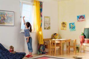 Проветривание комнат для улучшения лечения кашля