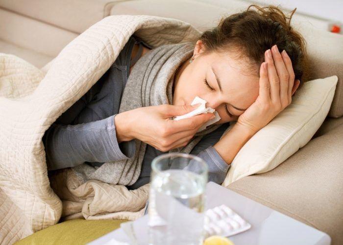 Респираторно-вирусные заболевания