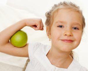 Укреплять иммунитет ребенка для профилактики остаточного кашля