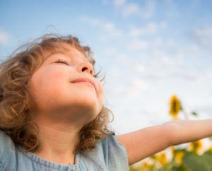 В результате терапии дыхание становится свободным