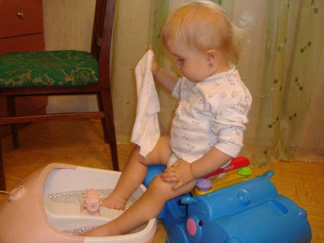 Ванна для лечения кашля