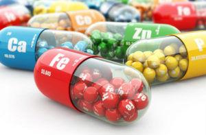 Витаминные комплексы при лечении пневмофиброза