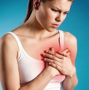 Воспаление сердечной мышцы происходит при двухсторонней пневмонии
