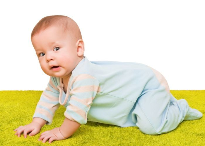 Возраст ребенка до одного года