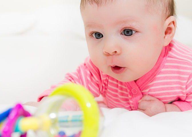 Возраст ребёнка до 6 месяцев