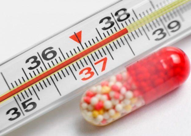 Высокая температура тела