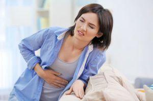 Желудочный кашель вызывает спазм
