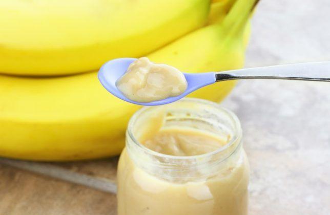 Банановая смесь