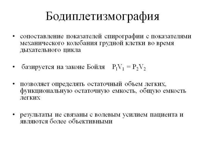 Бодиплетизмография