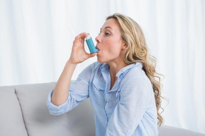 Что делать при астматическом приступе