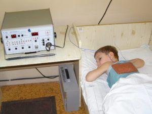 Физиопроцедуры ребенку при бронхите