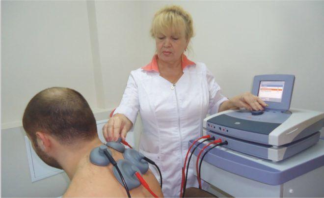 Физиотерапия при лечении бронхита