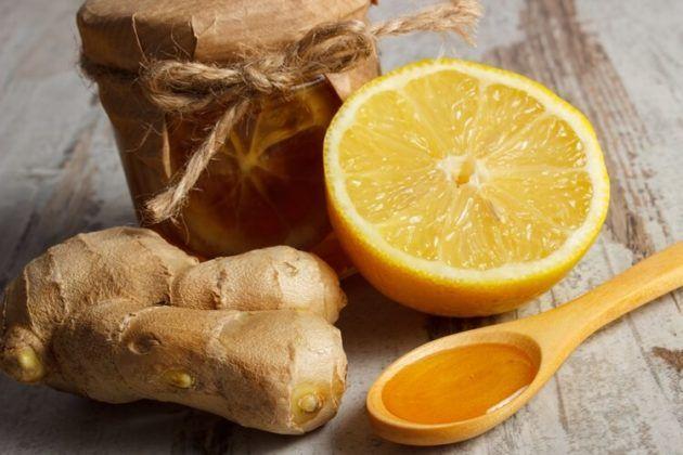 Мёд, лимон и чеснок для здоровья и молодости