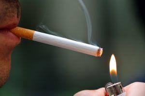 Курение является главной причиной развития рака бронхов
