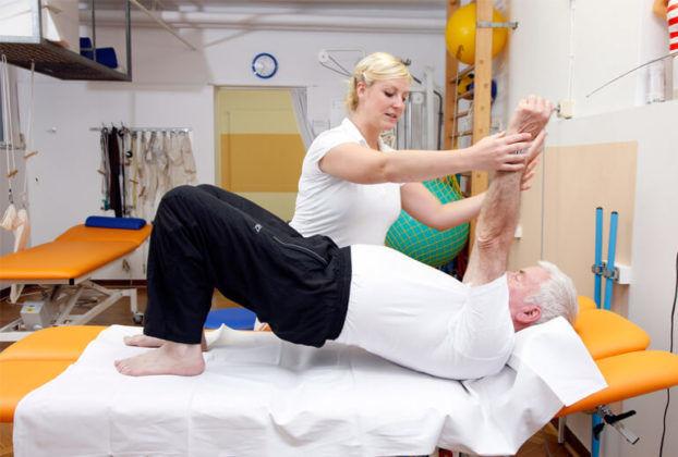 Лечебная физкультура для реабилитации при лечении пневмония