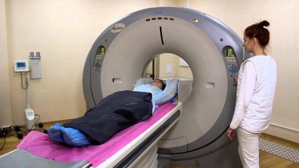 МРТ легких и бронхов