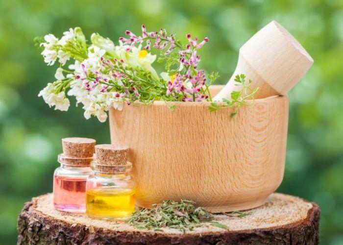 Натуральные растительные компоненты