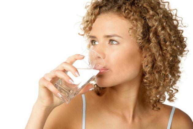 Обильное питье для лечения пневмонии
