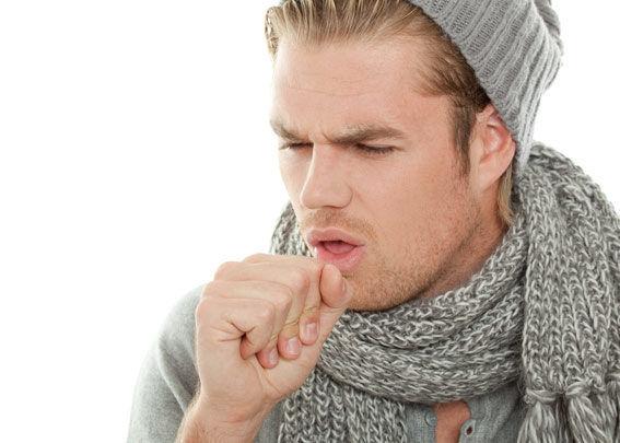 Очень сильный и частый кашель