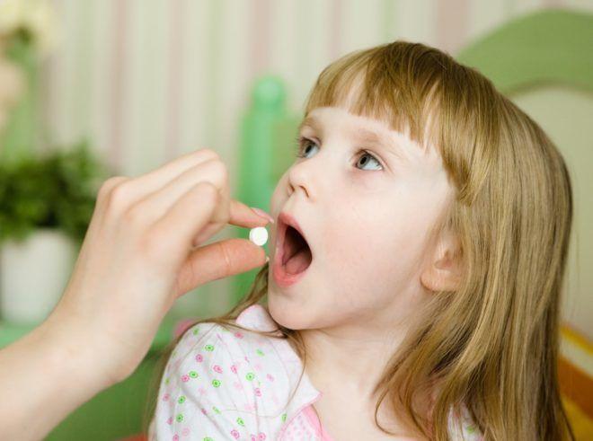 Отхаркивающие средства для детей
