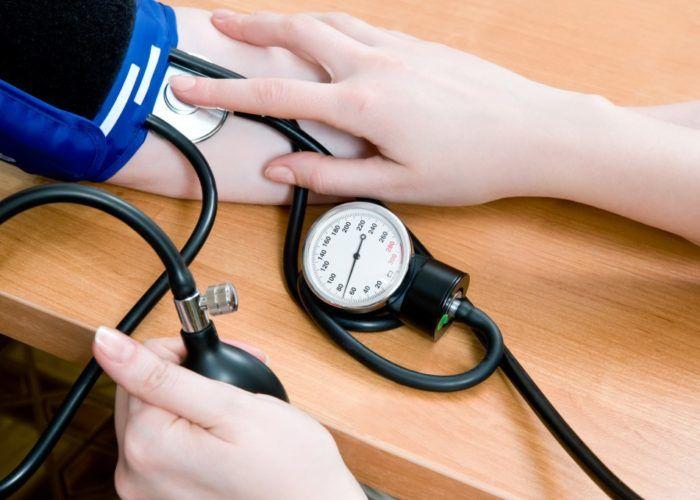 Резкое снижение артериального давления
