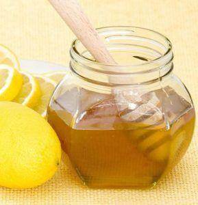 Сироп от кашля на уксусной основе с медом