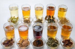 Травяные настои для лечения кашля