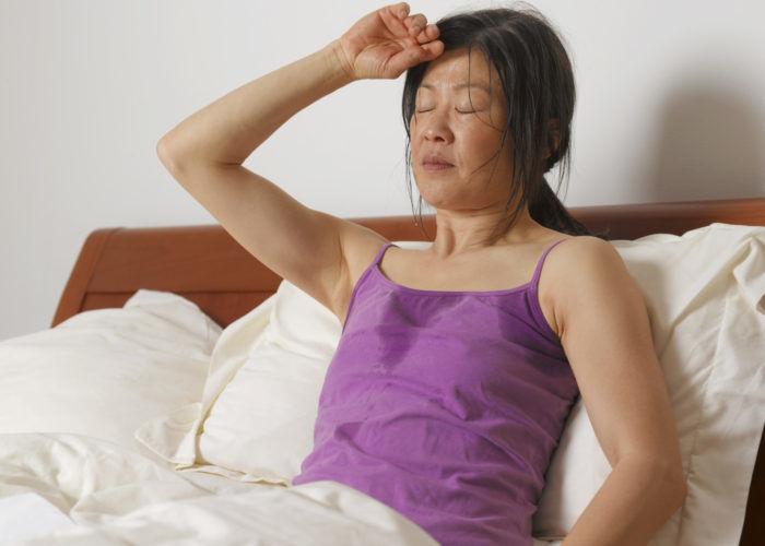 Усиленное потоотделение