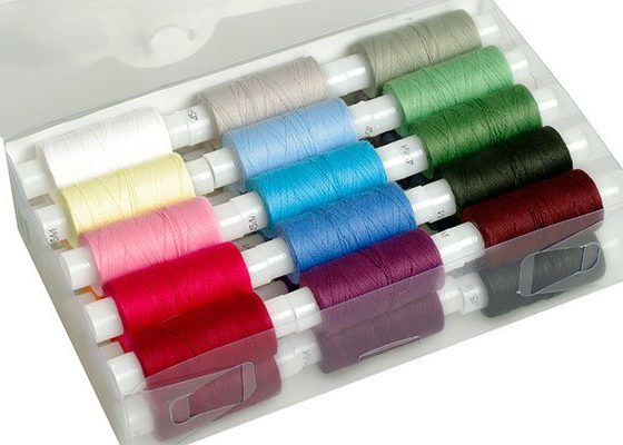 6 наборов швейных ниток