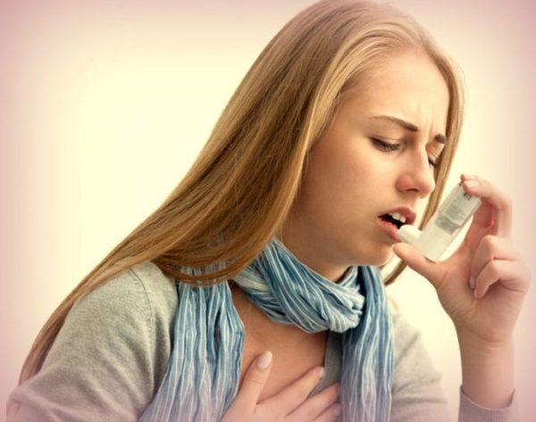 Снять приступ кашля при бронхиальной астме -