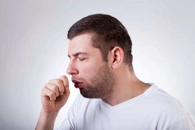 Грудной кашель