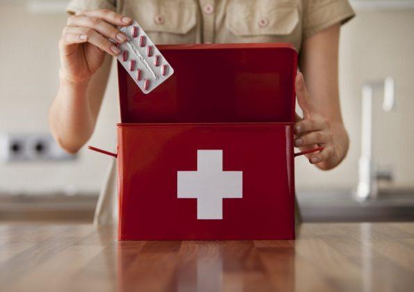 Правильное хранение лекарств