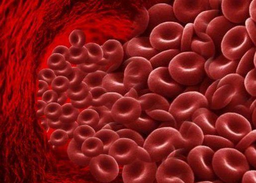 Повышение уровня углекислого газа в крови до 70