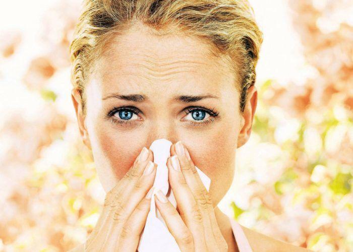 Сезонная аллергия