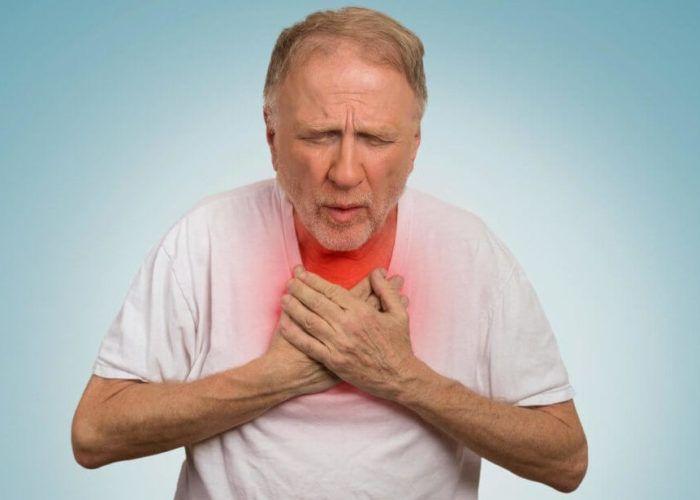 Сложность дыхания