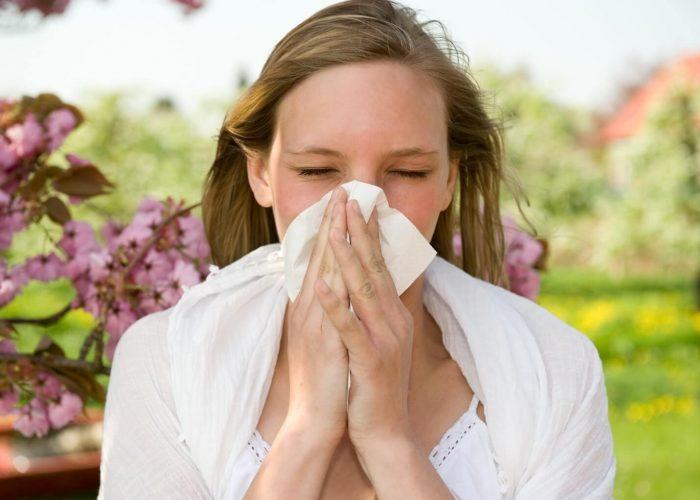 Аллергический кашель и ринит