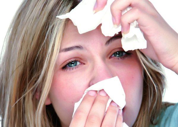 Аллергия на компоненты препарата