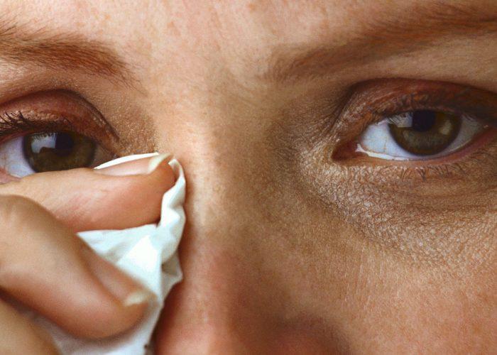 Боль и зуд в глазах