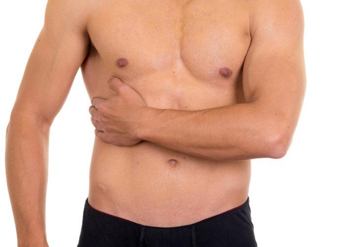 Боль в области грудины