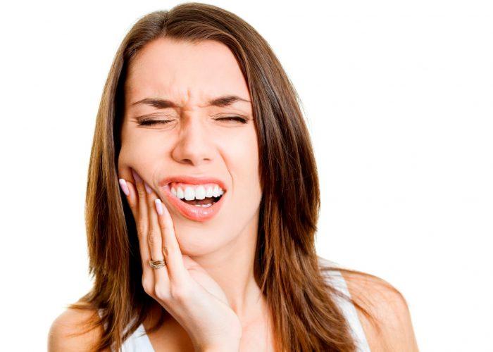 Болевой синдром при различных поражениях зуба