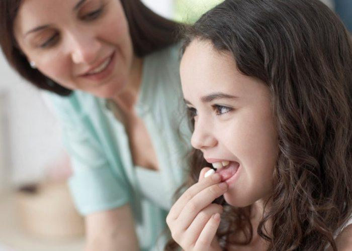 Детям до двенадцати лет нельзя принимать капсулы пролонгированного действия