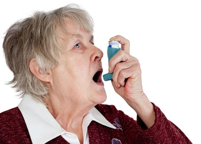 Для лечения бронхиальной астмы