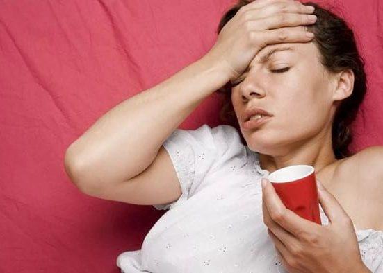 Обмороками при нервном перенапряжении