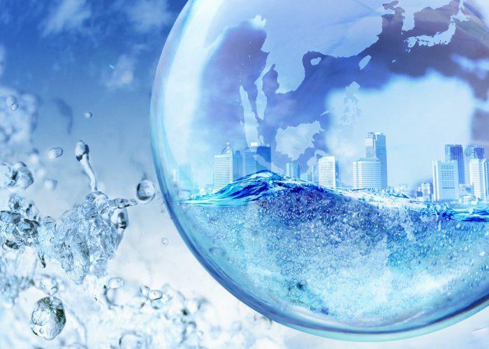 Очищенную воду