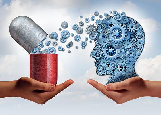 Повышение работоспособности и концентрации внимания пациента